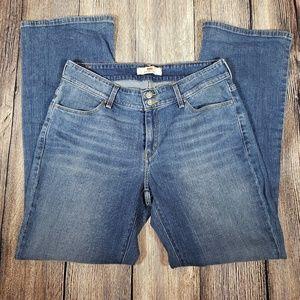 Womens Levi 529 curvy boot cut size 12